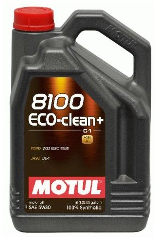Motul Eco-clean + C1 5W30 5L 101584