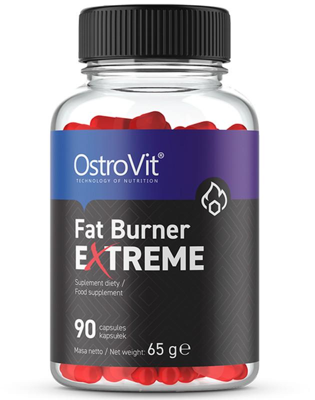 Ostrovit Fat Burner Extreme 90caps