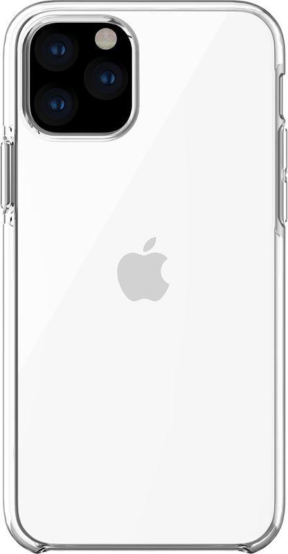 PURO Impact Clear Etui iPhone 11 Pro Max przezroczysty IPCX19IMPCLTR