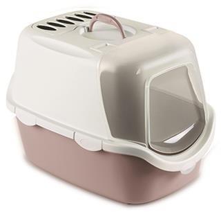 Zolux Toaleta CATHY Easy Clean z filtrem kol. pudrowy róż (590002GRO)