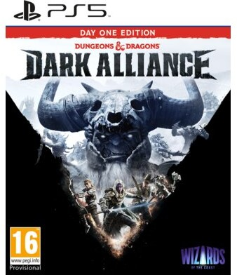 Dungeons & Dragons Dark Alliance (GRA PS5)