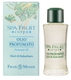 Frais Monde Frais Monde Spa Fruit Rhubarb Flower olejek perfumowany 10 ml dla kobiet