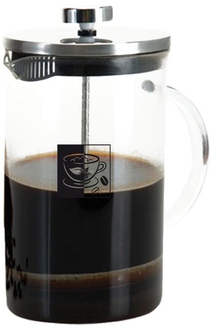 Orion Zaparzacz szklany do kawy / herbaty 0,35L 152558