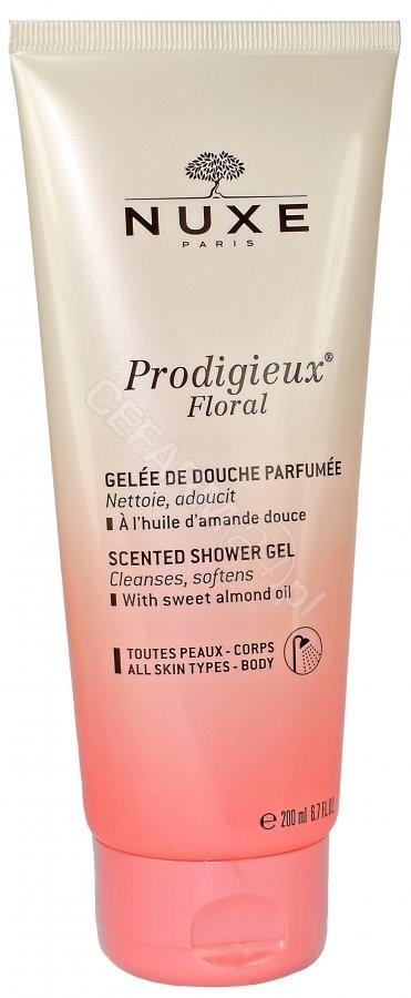 Nuxe prodigieux FLORAL żel pod prysznic 200 ml