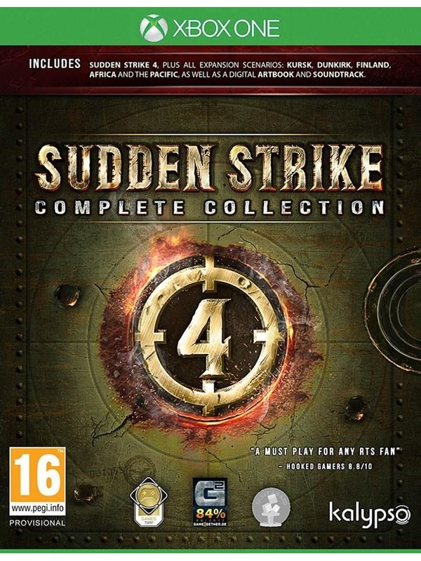 Sudden Strike 4: Complete Collection (GRA XBOX ONE)