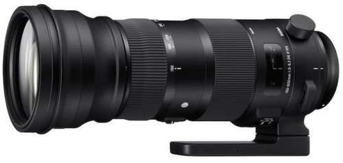 Sigma S 150-600mm f/5-6.3 S DG OS HSM Nikon (745955)