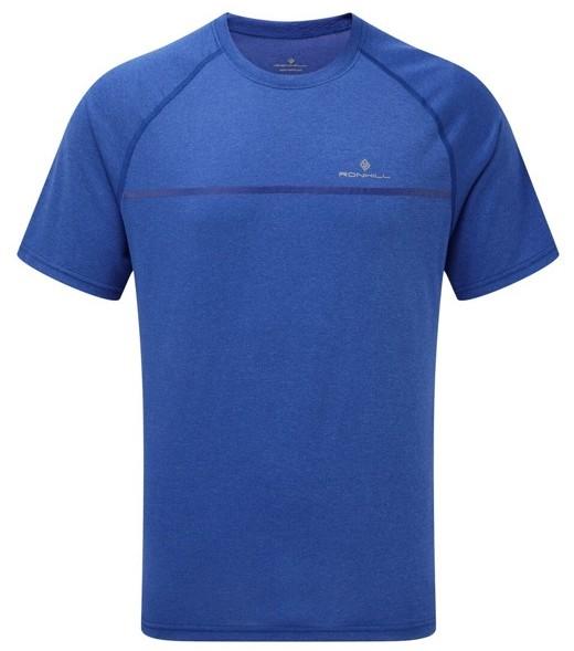 RONHILL RONHILL koszulka  EVERYDAY S/S TEE niebieska