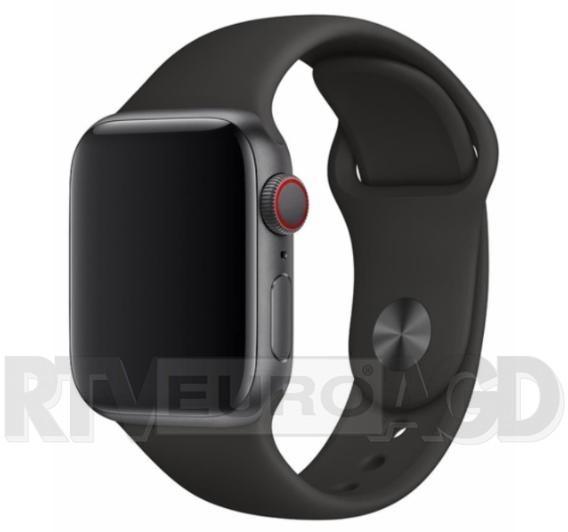 Devia Devia Deluxe Sport do Apple Watch 44 42mm czarny 6938595324963