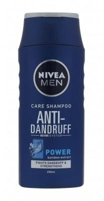Nivea Nivea Men Anti-dandruff Power szampon do włosów 250 ml dla mężczyzn