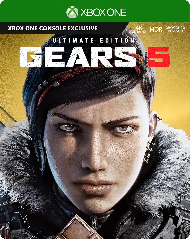 Microsoft Gears 5 Edycja Ultimate (GRA XBOX ONE)