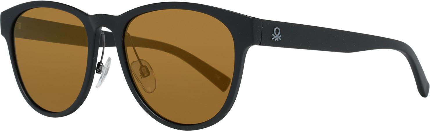 Okulary Benetton Okulary przeciwsłoneczne męskie Benetton BE5011 001 55 Czarne 1020967
