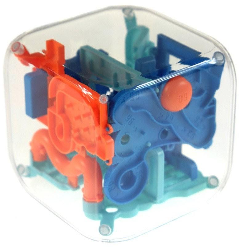 Eureka 3D 3D, łamigłówka Amaze Cube - poziom 3/4