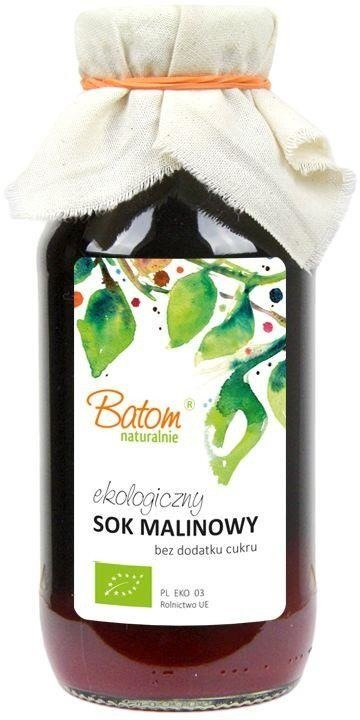 Batom SOK MALINOWY B/C BIO 330 ml bioplanet-5907709950535