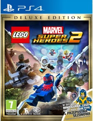 Marvel Super Heroes 2 Deluxe Edition (GRA PS4)