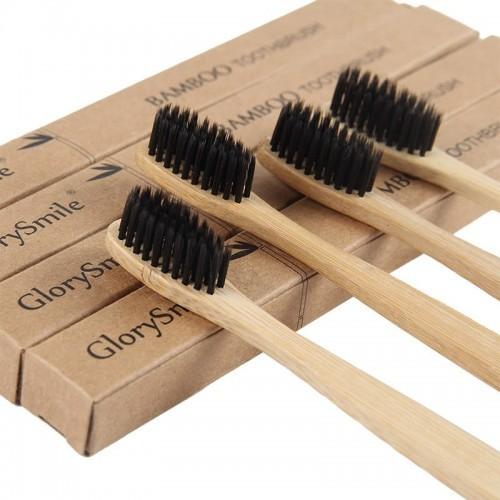 GlorySmile GlorySmile bambusowa szczoteczka do zębów 1szt