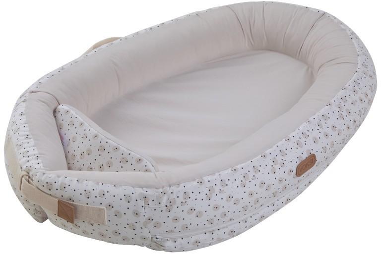 Gniazdko niemowlęce Voksi - szare