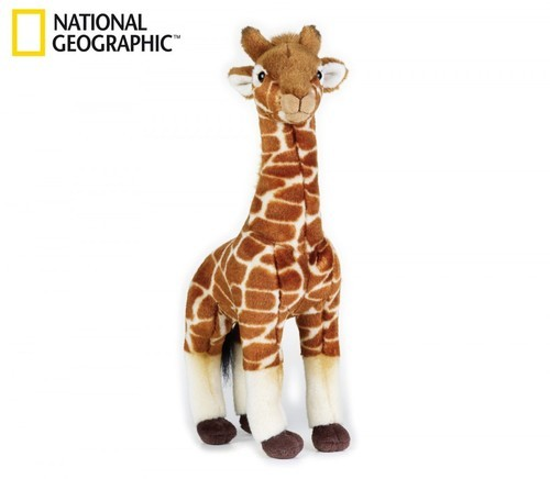 National Geographic Giraffe Plush Toy Basic Żyrafa Maskotka Pluszak