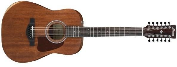 Ibanez AW5412JR-OPN gitara akustyczna 12-stka 12-sto strunowa pokrowiec w komplecie