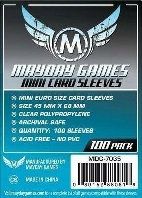 Mayday Games Koszulki Mini Euro 45x68