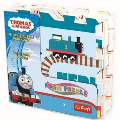 Trefl Puzzle puzzle piankowe 32X32 8El Tomek i przyjaciele i Przyjaciele 60466