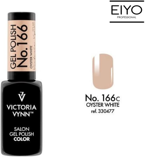 Victoria Vynn Lakier hybrydowy GEL POLISH COLOR Oyster White nr 166 8 ml 330477