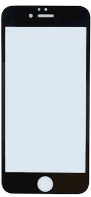TEMPERED Szkło hartowane Glass 10D do iPhone 6 / iPhone 6s biała ramka