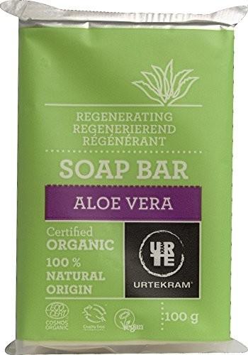 Bio urte Kram Aloe Vera ręcznie mydła regenerierend, trójpak (3 X 100 G)