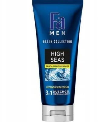 FA Men High Seas 3in1 Żel pod prysznic 200ml