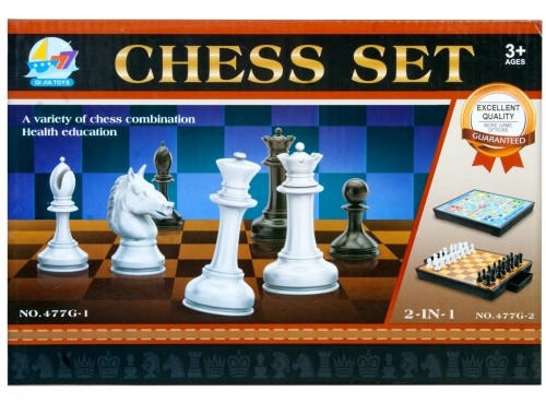 Mega Creative Chess Set 36/72