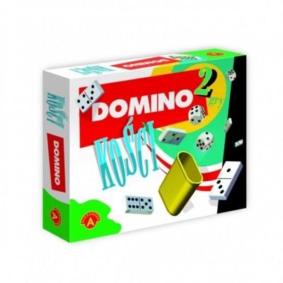 Alexander 2w1 Domino Kości