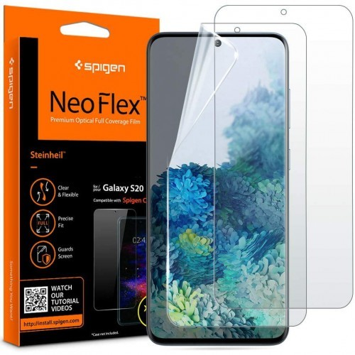 top Spigen Folia do etui Neo Flex Galaxy S20 8809685625223