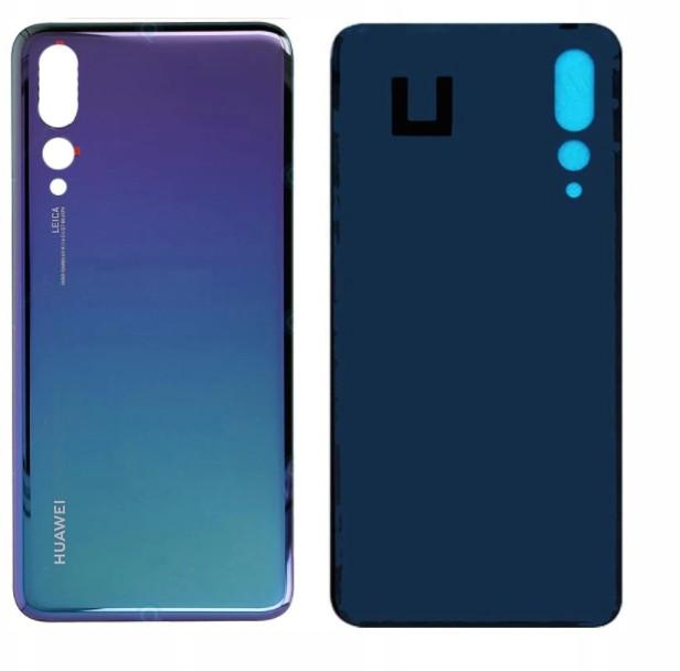Tylna klapka Huawei P20 pro fioletowo-zielony