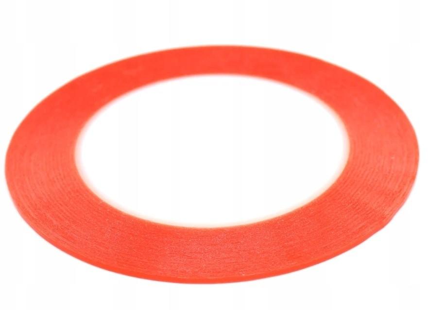 Taśma akrylowa montażowa dwustronna 0,2mm 3mm x50m