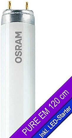 Osram LED T8 G13 kształt rurowy VVG, KVG 16.2 W = 36 W zimny biały ( x dł.) 26 MM X 1200 MM EEK: A + 1 szt. 4058075024359