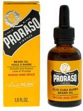 Proraso Proraso Beard Oil Wood & Spice olejek do brody 30ml 9552