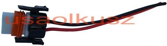 CND Wtyczka żarówki mijania Cadillac SRX 2010 H11 64211 EZ-H11-GN