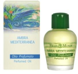 Frais Monde Frais Monde Mediterranean Amber olejek perfumowany 12 ml dla kobiet 41399