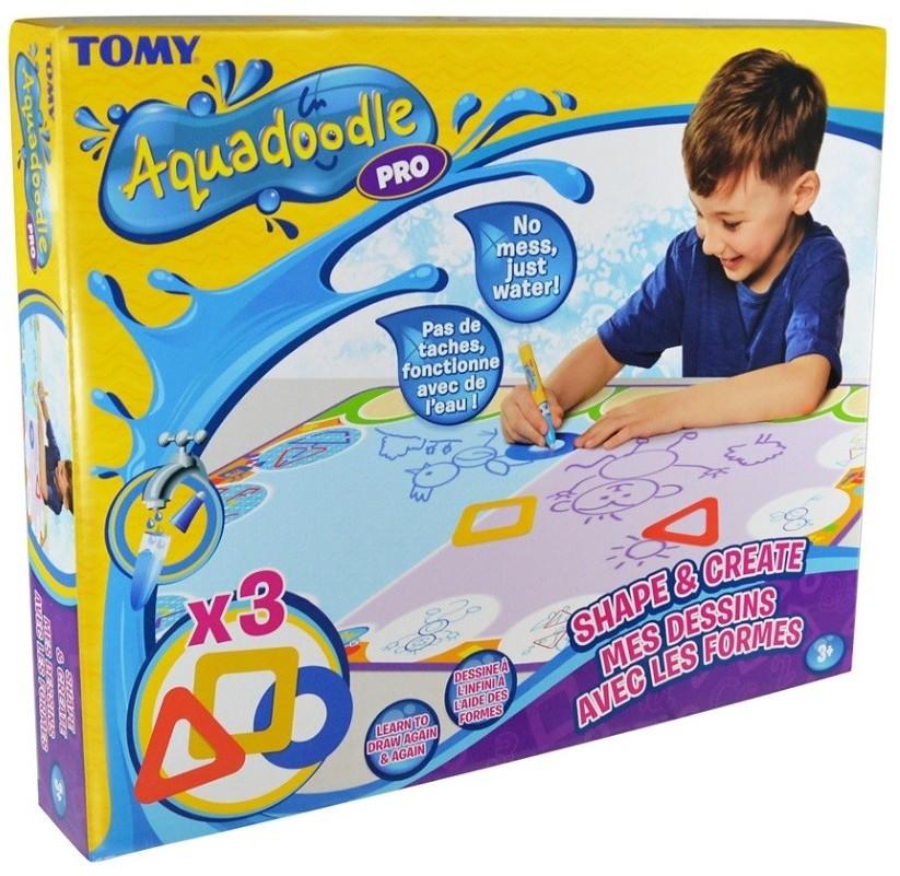 Tomy Aquadoodle mata figury i kształty