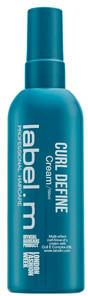 label.m Curl Define Cream krem leave-in do podkreślenia fal i loków 150 ml