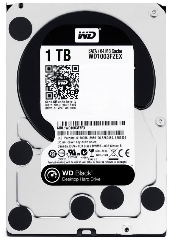 Western Digital Black 1TB WD1003FZEX