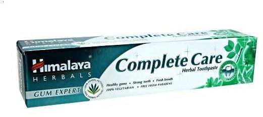 Himalaya Pasta do zębów Himalaya Complete Care+szczoteczka