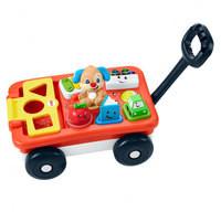 Fisher Price Edukacyjny wózek szczeniaczka GHV14
