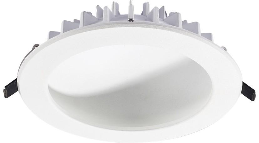 Emithor 63219 - LED Oprawa wpuszczana RESEST 1xLED/12W/230V