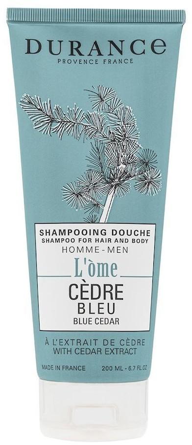 Durance Durance Pielęgnacja włosów Shampoo for Hair and Body Blue Cedar with Cedar extract 200 ml