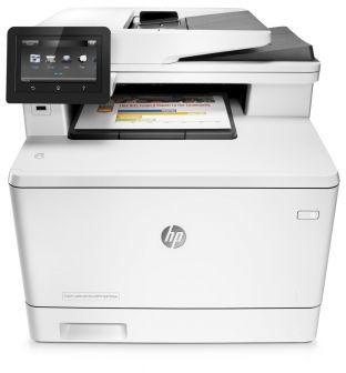 HP LaserJet Pro MFP M477fdw (CF379A)