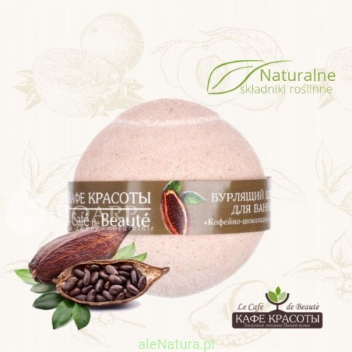 Le Cafe de Beaute kula do kąpieli - czekolada-kawa KK68