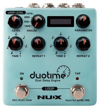 NUX NDD-6 DUOTIME - EFEKT GITAROWY