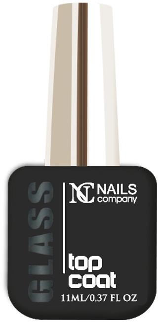 NAILS COMPANY GLASS TOP COAT Nails Company - 11 ml