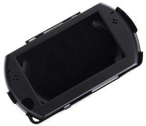 Aluminiowa osłona etui na Sony PlayStation Portable PSP Go (czarna)