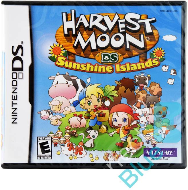 Harvest Moon: Sunshine Islands NDS